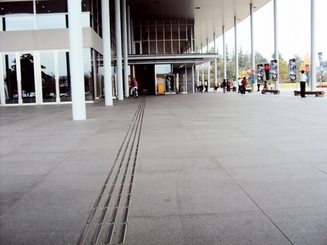 山形県 | 米沢市 | 伝国の杜 置賜文化ホール | やまがたバリアフリーMAP | 山形県ユニバーサルデザイン施設情報