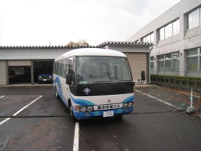 山形県 | 長井市 | 長井市営バス | やまがたバリアフリーMAP | 山形県ユニバーサルデザイン施設情報
