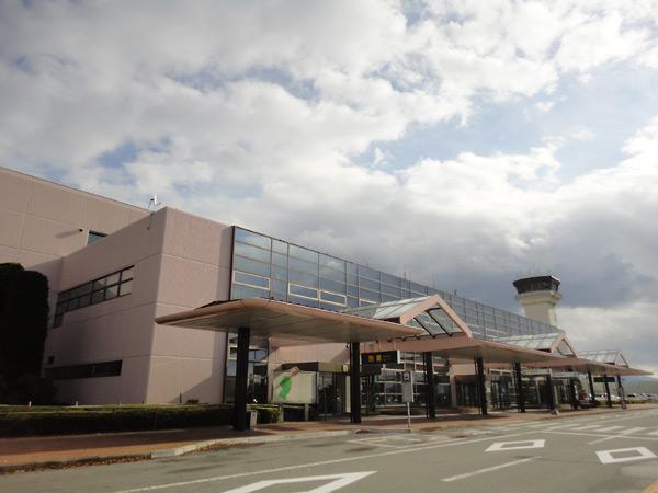 山形県 | 東根市 | 山形空港ターミナルビル | やまがたバリアフリーMAP | 山形県ユニバーサルデザイン施設情報