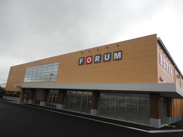 山形県 | 東根市 | フォーラム東根 | やまがたバリアフリーMAP | 山形県ユニバーサルデザイン施設情報