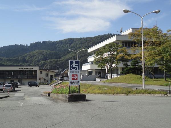 山形県 | 西川町 | 西川町役場 | やまがたバリアフリーMAP | 山形県ユニバーサルデザイン施設情報