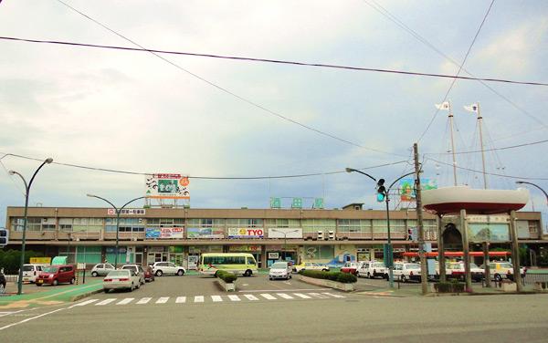 山形県 | 酒田市 | JR酒田駅 | やまがたバリアフリーMAP | 山形県ユニバーサルデザイン施設情報